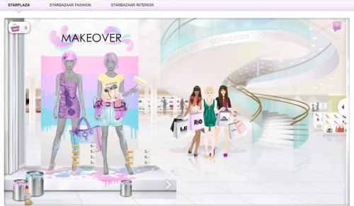 Stardoll just got a new look the official stardoll blog we really hope that youre going to enjoy the new stardoll if you have any questions please check the makover faq and video tutorials gumiabroncs Image collections