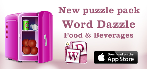Fancy a snack? A new puzzle pack is out. Finish Food & Beverages and get this super cute mini fridge!