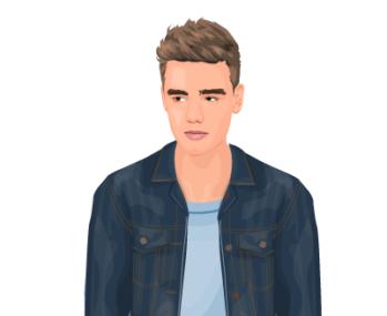 Liam Payne | Stardoll Dress Up