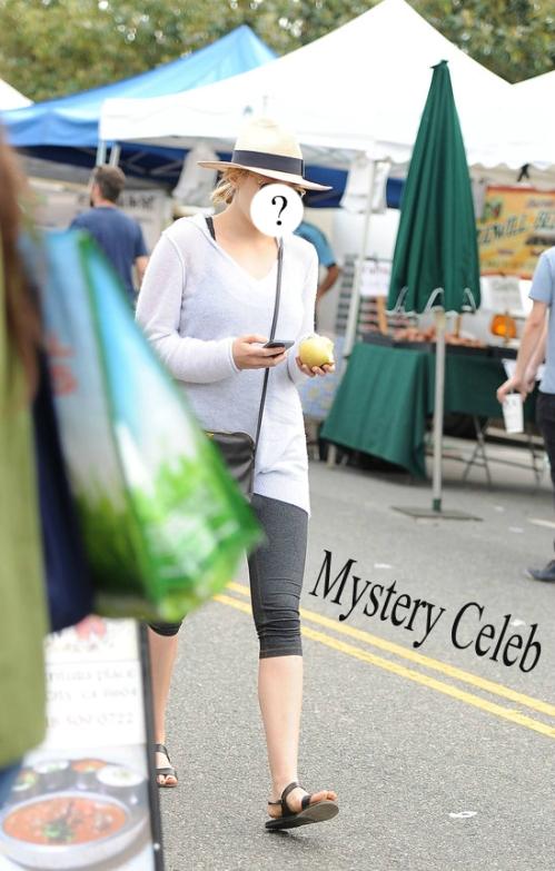 Mystery Celeb